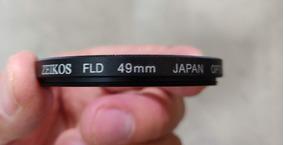 Filtro Camera Fld Zeikos Japan 49 Mm