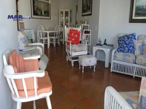 Imagem 1 de 20 de Apartamento Residencial À Venda, Barra Funda, Guarujá - . - Ap7829