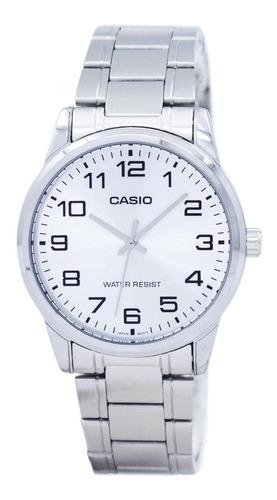 Reloj Casio Analógico Resistente Al Agua Mtp V001d De Hombre