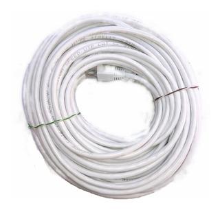 Cable Red 30 Mts Categoría Cat5 Utp Rj45 Ethernet Internet