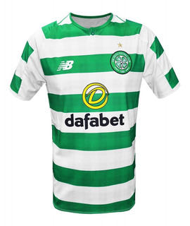 Camiseta Celtic Titular New Balance 2019 Original Cuotas
