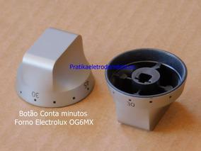 Botão Conta Minutos Do Forno Og6mx Electrolux