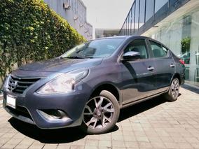 Nissan Versa Sin Definir 4p Exclusive L4/1.6 Aut