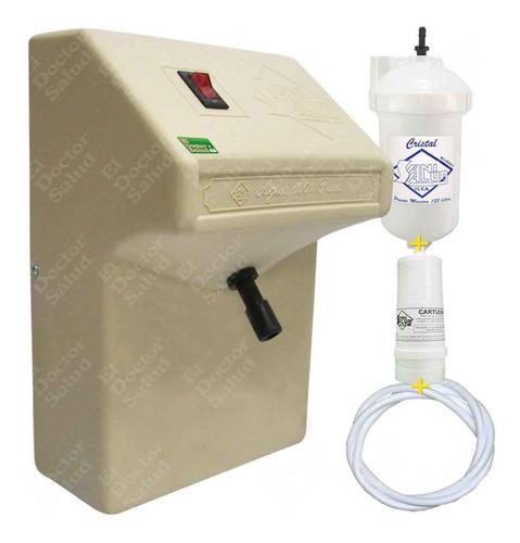 Planta Ozono Purificador + Filtro Agua Potable Multikit R4