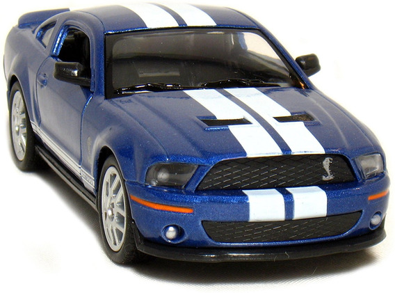 Auto 207 Shelby Gt500 Ford 1/38 Coleccion Rdf1