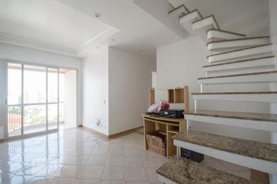 Apartamento No 8º Andar Com 3 Dormitórios E 2 Garagens - Id: 892835352 - 135352