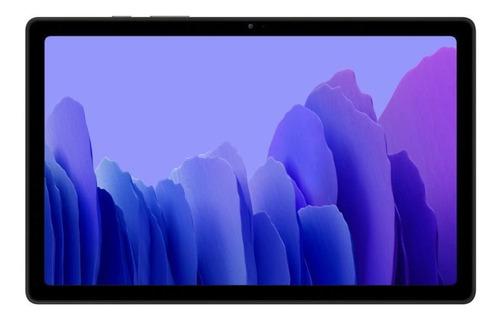 """Imagem 1 de 4 de Tablet  Samsung Galaxy Tab A7 SM-T505 10.4"""" 64GB dark gray com 3GB de memória RAM"""