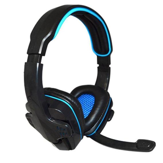 Acessórios Para Pc Ps3 Ps4-headset Hedphone Knup 357 Orginal