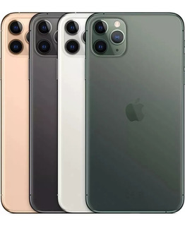 Apple iPhone 11 Pro Max Dual Sim 512 Gb Prata 4 Gb Ram
