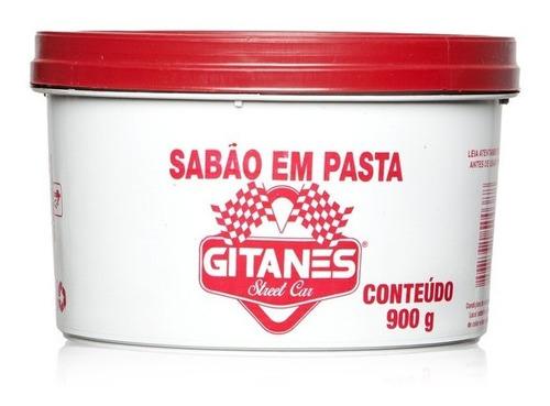 Sabão Pasta Desengraxante Para Mãos Mecânico Anti Graxa