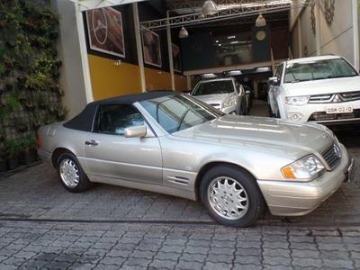 Mercedes-benz Sl-500 Conversível 5.0 V8, Cjj0014