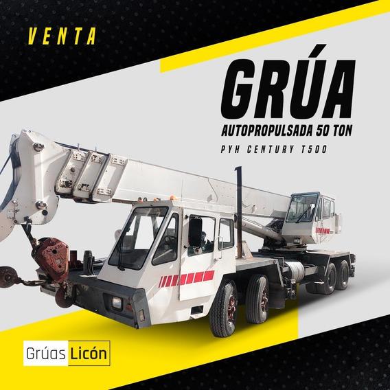 Grua Camion P&h T500 Century 50 Toneladas
