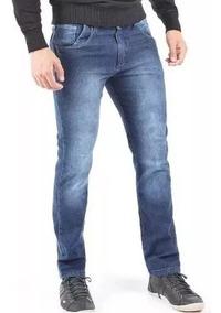 Calça Jeans Masculina Skinny Slin Do 36 Até Tamanho 56