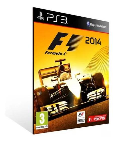 Formula 1 2014 Ps3 Pt