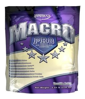 Macro Pro 5,6lb (2,540g) Milk Chocolate