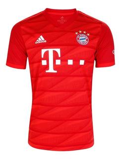 Camisa Do Bayern De Munique 2019/2020 Alemã Oficial - Oferta