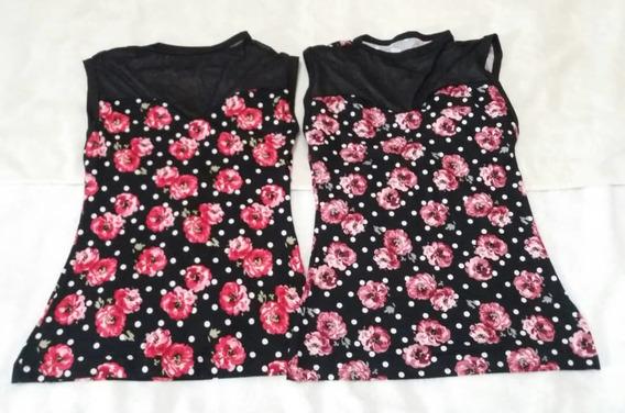 Franelas Blusas Camisas De Moda Para Dama, Jovenes
