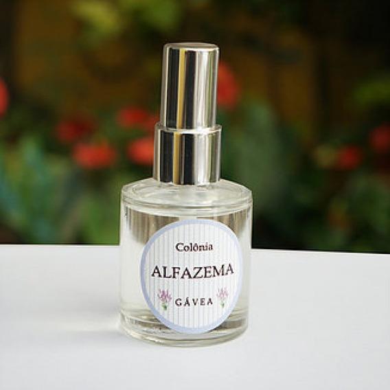Perfume Nacional Visage Alfazema 30 Ml (tamanho Viagem)
