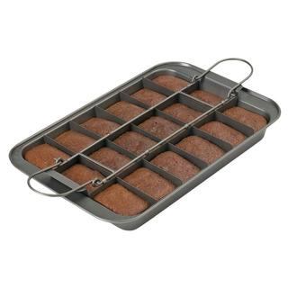 Bandeja Para Brownies, Profesionales 22.8 X 33 Cm De Calidad