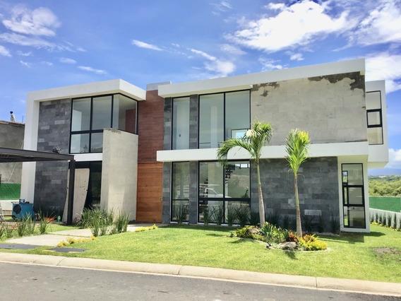 Casa En Venta, Lomas De Cocoyoc, Morelos