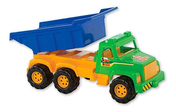 Camión Duravit Gigante A Granel