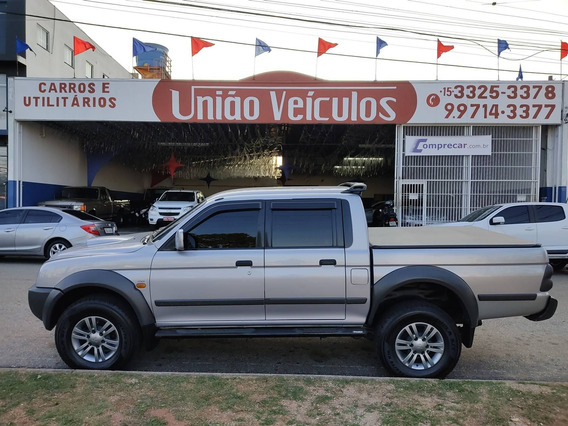 Mitsubishi L200 Outdoor Hpe 2.5 4x4 Turbo Diesel