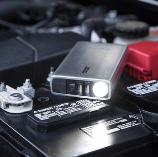 Arrancador Auto Cargador De Bateria Portatil Types Winplus