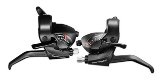 Shifters Shimano Bicicleta Integrados 3x8 Tx-800 C/cable