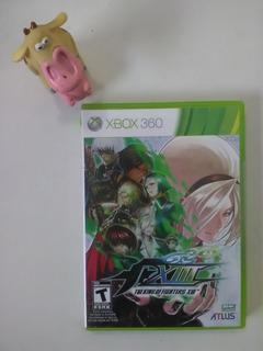 The King Of Fighters Xiii 13 Xbox 360 Garantizado -ma Vg-