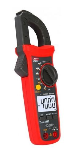 Multimetro Profesional Ut202+ De Pinza (400 A 600a) 600v