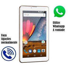 Tablet Função Celular Dual Chip 8gb (lancamento 2019)