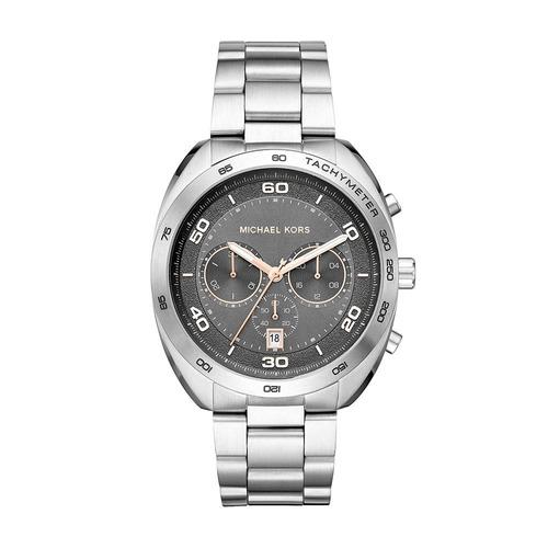 Relógio Michael Kors Masculino Mk8622 Cronógrafo Metal