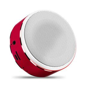 Alto-falante Bluetooth A8 Vermelho