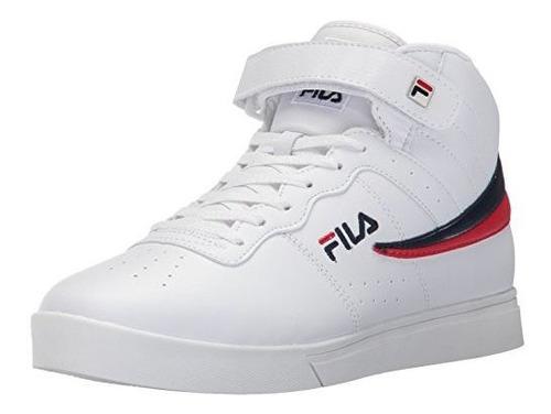 Calzado Para Caminar Fila Plus Vulc 13 Mid Plus Para Hombre