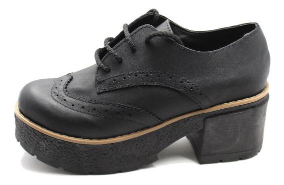 Zapato De Mujer Cuero Talles Grandes 35 Al 41 42 43 44