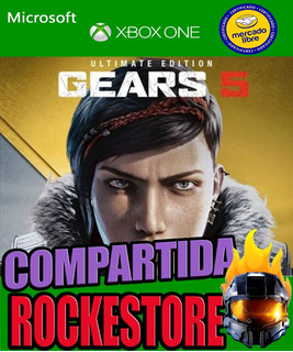 Gears 5 Ultimate Edition Xbox One Online /offline Rockest