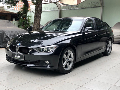 Bmw 320i 2.0 Gp 16v Turbo Active Flex 2014/2015