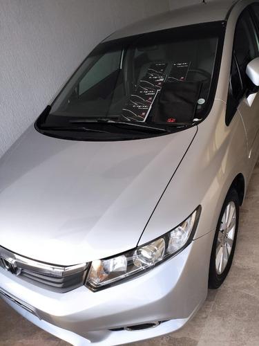 Civic 2013 1.8 Automatico Lxs
