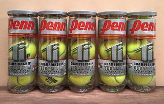 Bolas De Tenis Penn Titanium.