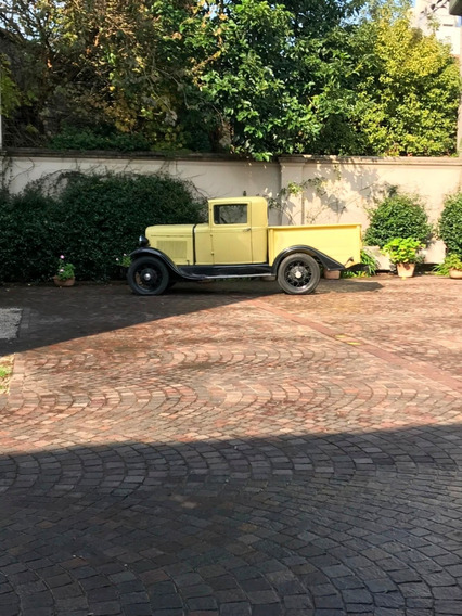 Ford A Pick Up 1929
