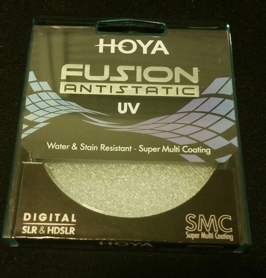 Filtro Hoya Fusion Antistatic 82 Uv