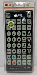 Qfx Control Remoto Universal Gigante