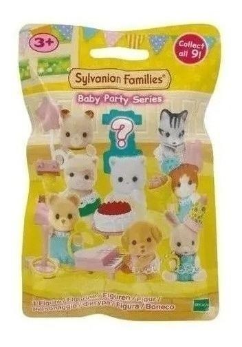 Sylvanian Families Bebê Surpresa Festa Epoch