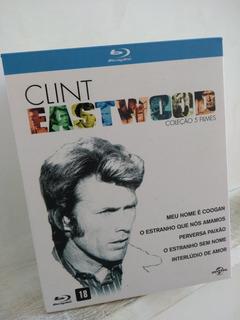 Clint Eastwood Coleção 5 Filmes - Original