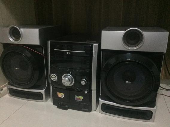 Aparelho De Som Mini System Hi-fi LG (a Pronta Entrega!)