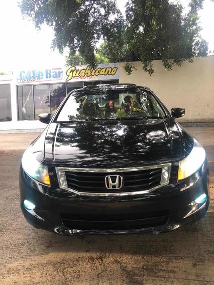 Honda Accord Exl Full 2010