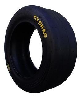 Par Pneu Ct Drag Ag Componentes Racing 215x50x15 + Brindes