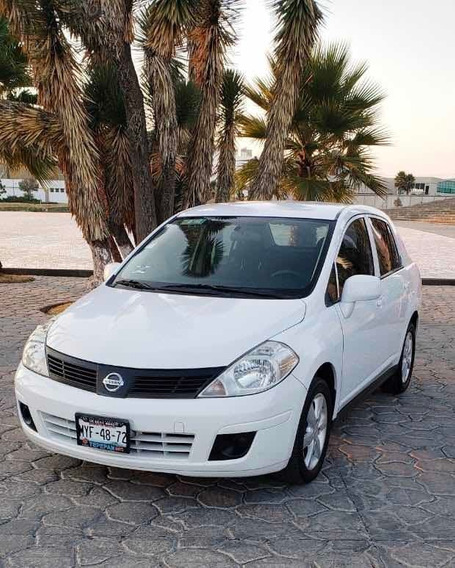 Nissan Tiida 1.6 Drive Sedan Mt 2012