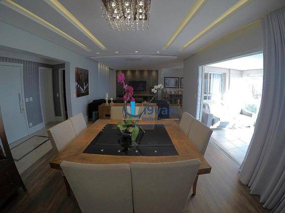 Apartamento Edifício Helbor Paesaggio Jardim Das Colinas, 4 Dormitórios À Venda, 245 M² - São José Dos Campos/sp - Ap1806