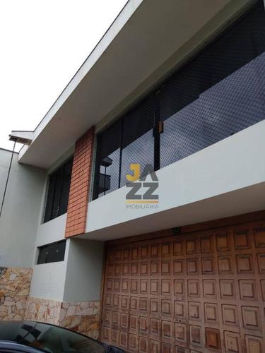Casa Com 3 Dormitórios À Venda, 198 M² Por R$ 1.500.000,00 - Jardim Da Glória - São Paulo/sp - Ca13339